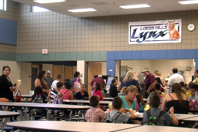 Abc9 news sioux city ia thursday was the first day of school for