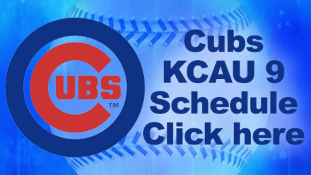 Cubs Baseball Schedule