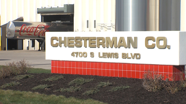 Chesterman Company Closes Agreement To Acquire Additional Territory