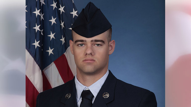 U.S. Air Force National Guard Airman 1st Class Tate R. Phelps