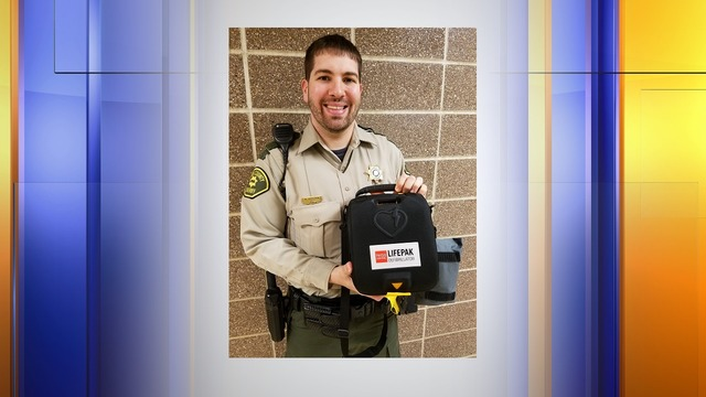Lyon County Sheriff's Office now better equipped to save lives