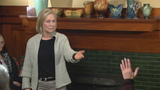 Presidential Candidate Kirsten Gillibrand visits Sioux City