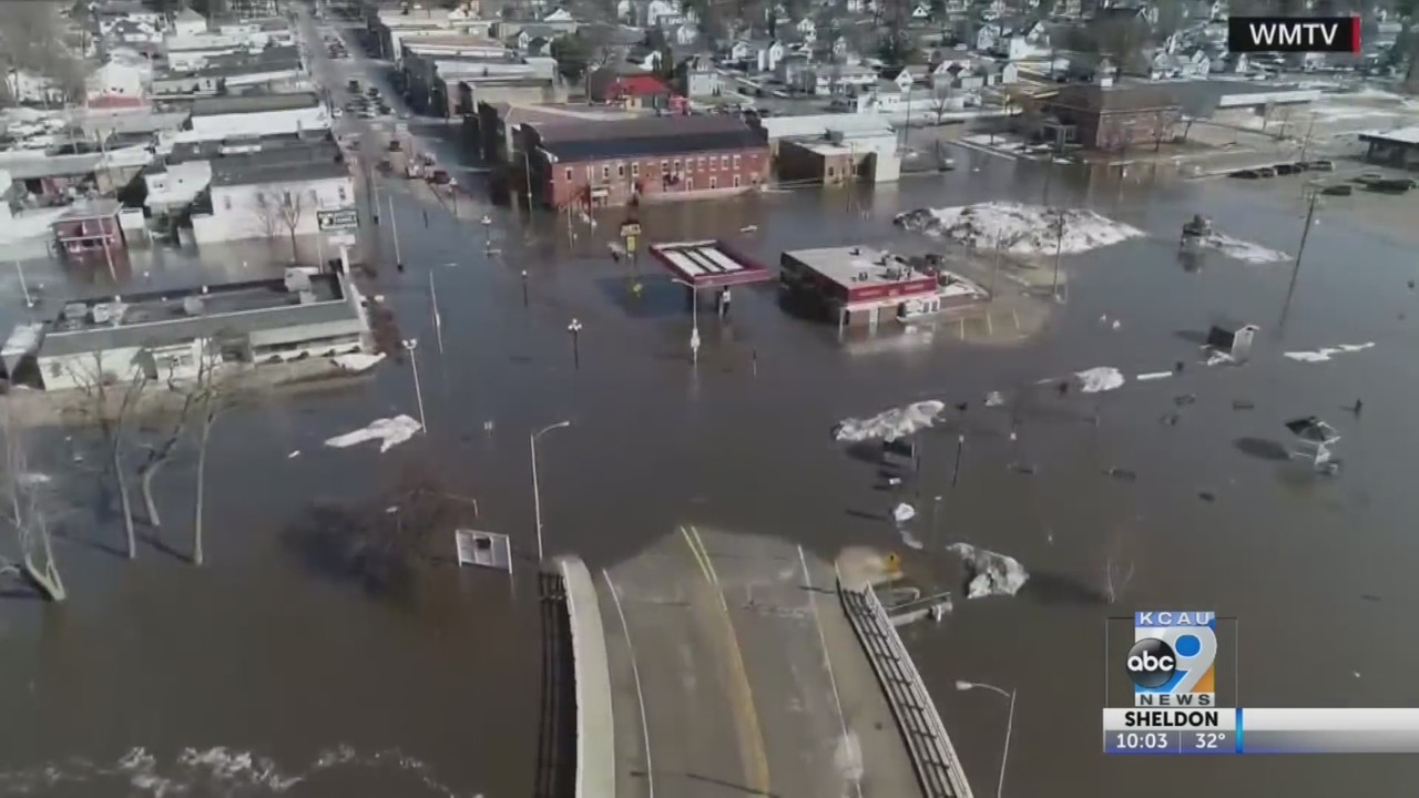 Deadly Flooding Across Midwest