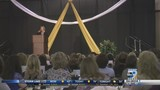 Siouxland Women's Power Lunch welcomed ABC Dancing with the Stars contestant